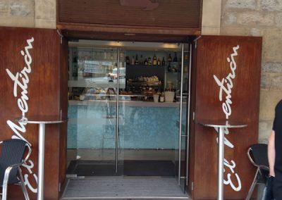 reforma bar Mentirón Vitoria-Gasteiz